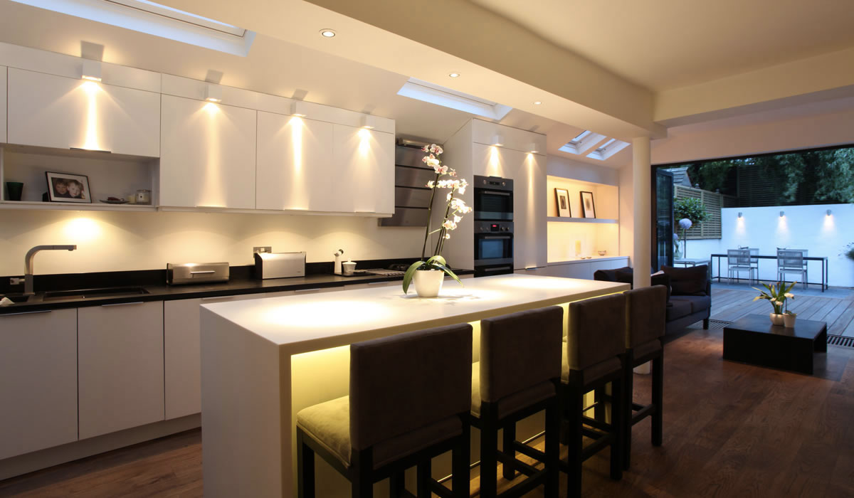 domestic lighting design, energy efficient indoor and outdoor ...