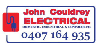 Electrician – John Couldrey Electrical Logo